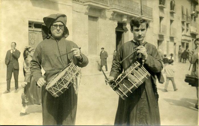 Con el tambor de Luis Buñuel